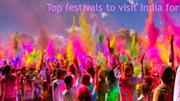 Top Indian festivals