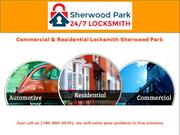 Commercial and Residential Locksmith Sherwood Park