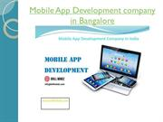 Mobile App Development Companies In Bangalore