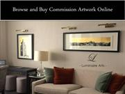 Browse and Buy Commission Artwork Online