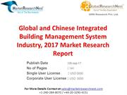 Global and Chinese Integrated Building Management System Industry, 201