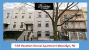 5BR Vacation Rental Home in Brooklyn, NY