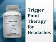 Trigger Point Therapy for Headaches