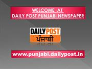 Online Punjabi thourgts Portals in Punjab - DAILY POST PUNJABI