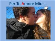 Per Te Amore Mio
