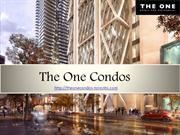 Register Today at The One Condos in Downtown Toronto