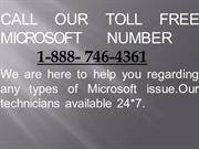 Online Call toll free Microsoft Support Number anytime