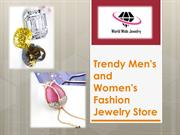 Trendy Men's and Women's Fashion Jewelry Store