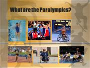 Chp 4B Paralympics Games Videos