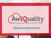 Salesforce implementation services by AwsQuality