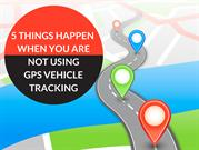 5 Things Happen When You Not Install GPS Vehicle Tracking System