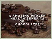5 Amazing Proven Health Benefits Of Dark Chocolates