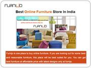 Best Online Furniture Store In India