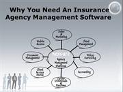 Why You Need An Insurance Agency Management Software
