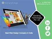 Best Web Design Agency India | Web Designing Services India