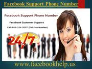 Facebook Support Phone Number Call at:866-324-3097