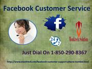 Does Facebook Customer Service 1-850-290-8367 charge for their tech su