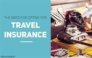 Which aspects are covered under travel insurance?