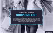 Why Making a List before Visiting a Mall Is Important