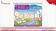 Hoarding India: Outdoor Advertising Agency in India