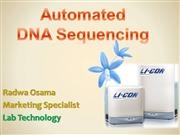 Automated DNA Sequencing