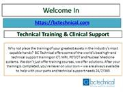 Bctechnical.com-Preowned Mri Systems|Mri Repair