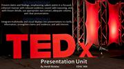TED Student Presentations