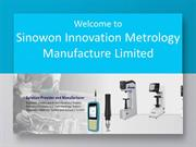 Pick CNC Vision Measuring Machine from Sinowon