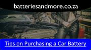 Car Batteries For Sale Batteries and More