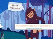 Animation Production Companies for Business