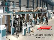 double single wall board plante- corrugatedboardmachines- single wall