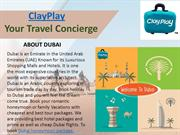 Best Dubai holiday travel packages for Perfect holidays