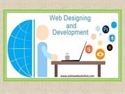 Importance of Learning Web Design and Development