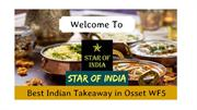 Star of India | Best Indian Takeaway in Ossett West Yorkshire WF5