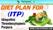 Diet Plan for ITP (Idiopathic Thrombocytopenic Purpura) Patients