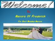 Find Best Wedding Venues At MD To Make Event Memorable