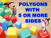 Grade 5Math-Polygons with 5 or more sides- (Hyperlink Pres