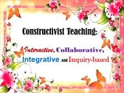 Constructivist Teaching ( canosa)