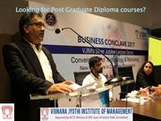 Looking for Post Graduate Diploma courses?