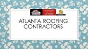 Atlanta Roofing Contractors | Roof Repairs | Atlanta Roof Company