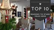 Big Style Staging Top 10 Reasons to Stage your home