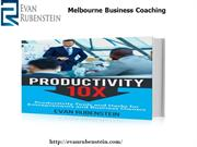 Business Coach and Consulting Melbourne
