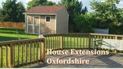 House Extensions Oxfordshire