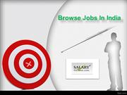 Browse Jobs In india, Job Vacancies in India – Salaryontime