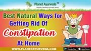 Best Natural Ways for Getting Rid of Constipation at Home