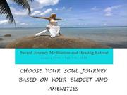 Sacred Journey Meditation and Healing Retreat January 29th – Feb 5th,