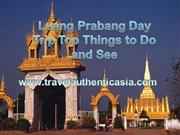 Luang Prabang Day Trip: Top Things to Do and See