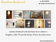 Wall Light Accessories, Such As Sconces And Wall Lamps