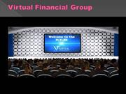 Virtual Finacial - Role of Financial Market