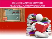 COM 100 MART Education Redefined/com100mart.com